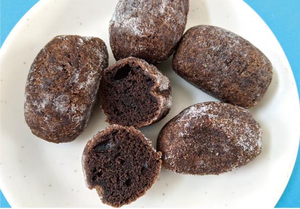 【袋ドーナツ】第一パン「しっとりチョコドーナツ」【ポン・デ・リングっぽさある】_d0272182_11373587.jpg