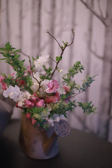 春のパーソナルブーケレッスン2020 1日目_b0208604_14091748.jpg
