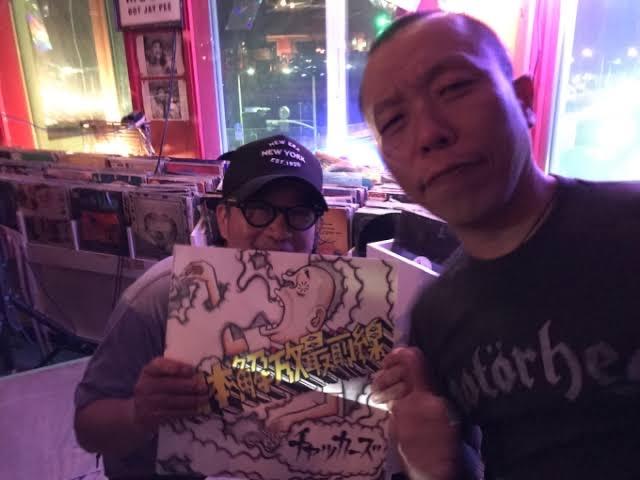 oppa-la presents ONEMAN LIVE SHOW 【 チャッカーズ ワンマン2SET ライブ 】チャッカーズ × DJ NORI 2020.06.28.sun_d0106911_19361014.jpg