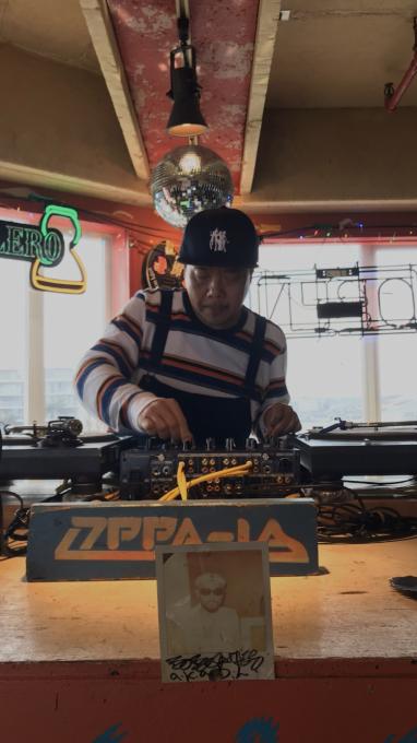 "Captain Vinly DJ NORI&MURO サンセット \""the 7hours\"" OPEN to LAST SET 4月26日 江の島CurryDiner OPPA-LA オッパーラ開催!!_d0106911_21150326.jpg"
