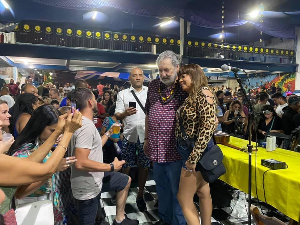 16年連続●ブラジル一線でLIVE出演~『9年連続 サンバの本場ブラジル・リオの歴史的巨匠 #MoacyrLuz と精鋭バンドと共演』#Samba #RenascençaClube_b0032617_12252690.jpg