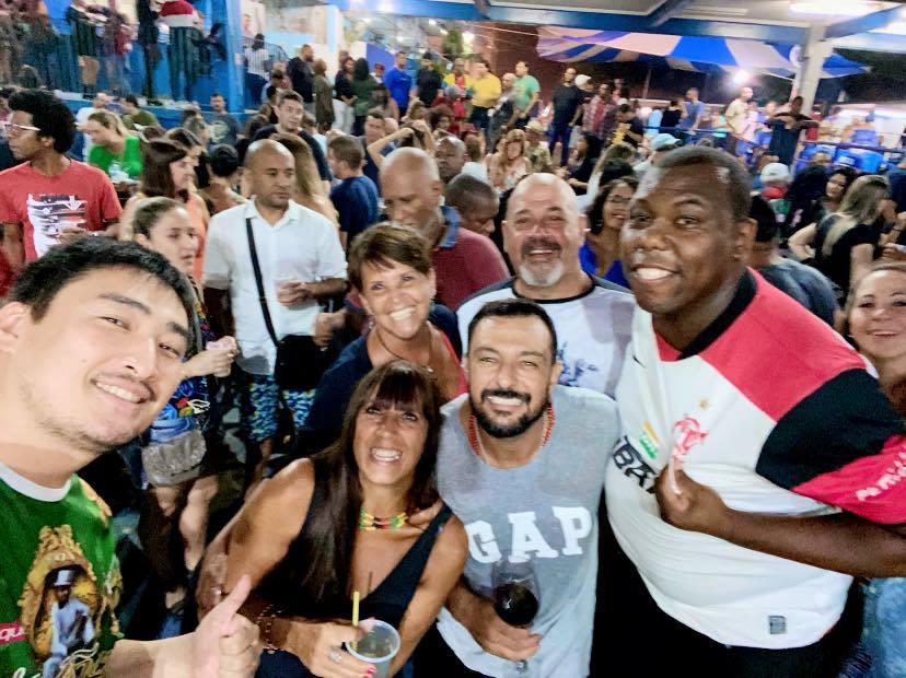 16年連続●ブラジル一線でLIVE出演~『9年連続 サンバの本場ブラジル・リオの歴史的巨匠 #MoacyrLuz と精鋭バンドと共演』#Samba #RenascençaClube_b0032617_12261012.jpg