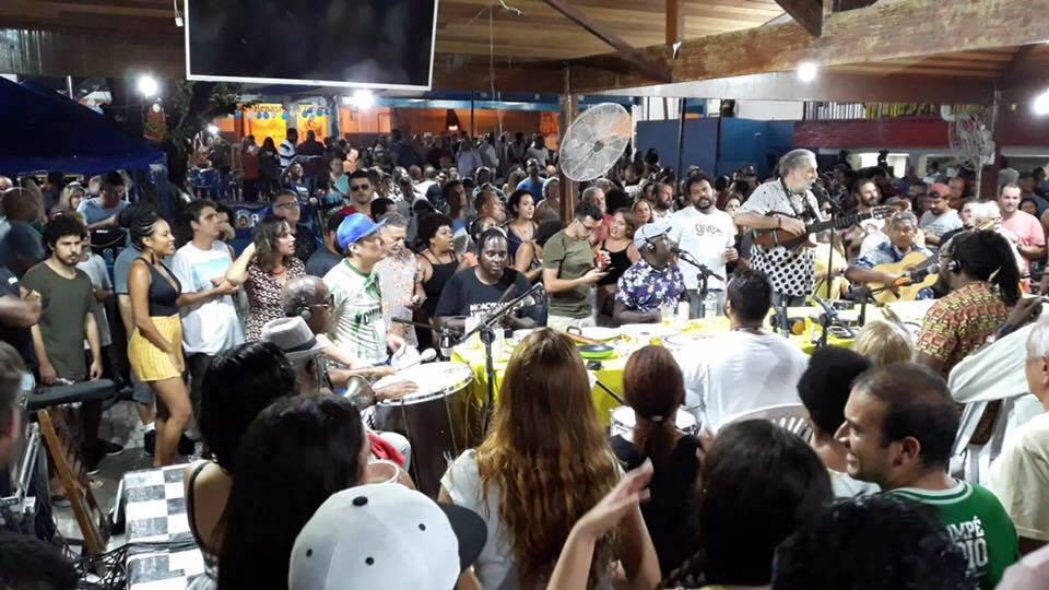 16年連続●ブラジル一線でLIVE出演~『9年連続 サンバの本場ブラジル・リオの歴史的巨匠 #MoacyrLuz と精鋭バンドと共演』#Samba #RenascençaClube_b0032617_13240355.jpg