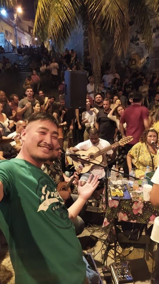 16年連続●ブラジル一線でLIVE出演~『9年連続 サンバの本場ブラジル・リオの歴史的巨匠 #MoacyrLuz と精鋭バンドと共演』#Samba #RenascençaClube_b0032617_13501889.jpg