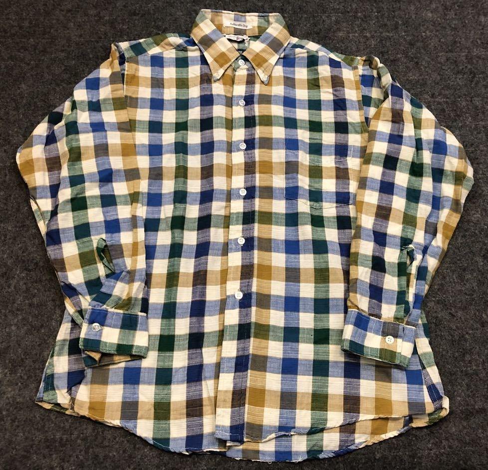 アメリカ仕入れ情報#30 3/14入荷!E&W Authentic IVY  B.D shirts!_c0144020_14132513.jpg