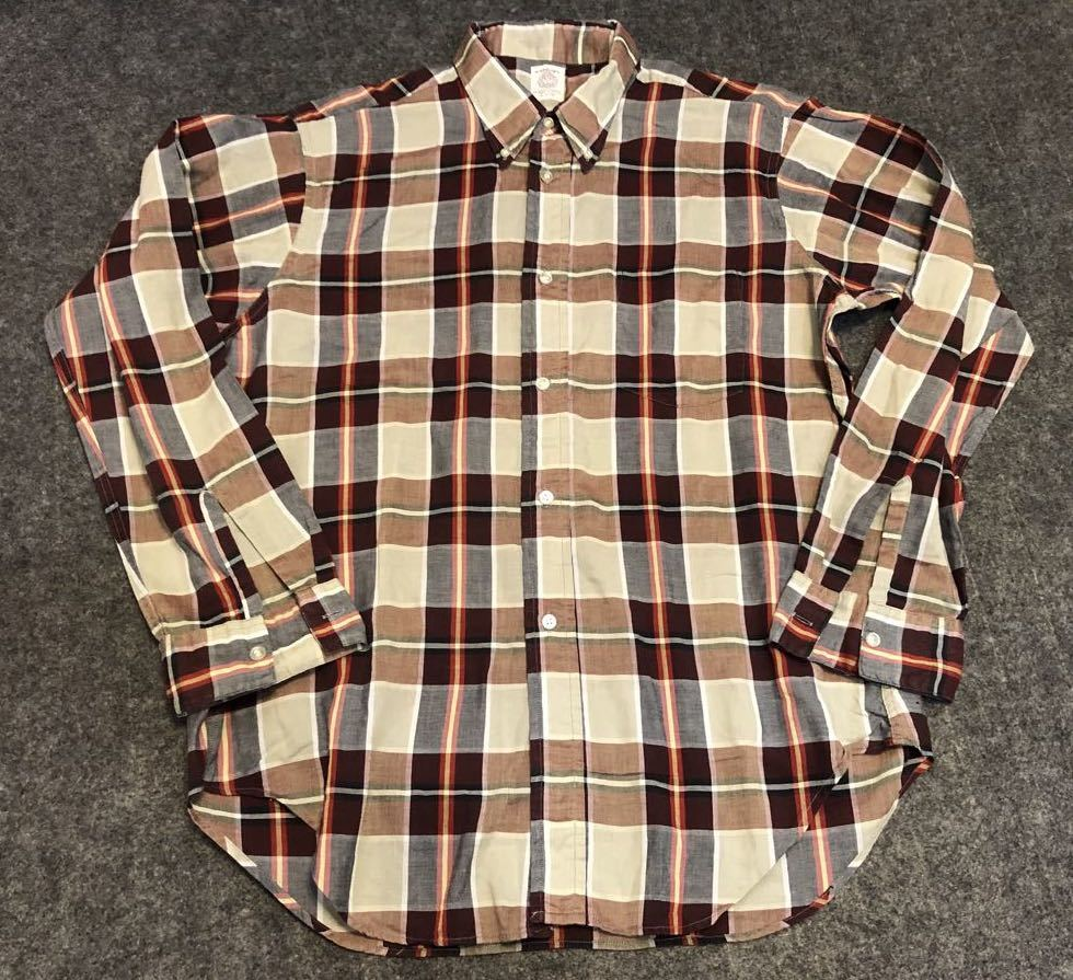 アメリカ仕入れ情報#31 3/14入荷!60s all cotton ARROW  B.D shirts!_c0144020_14201365.jpg