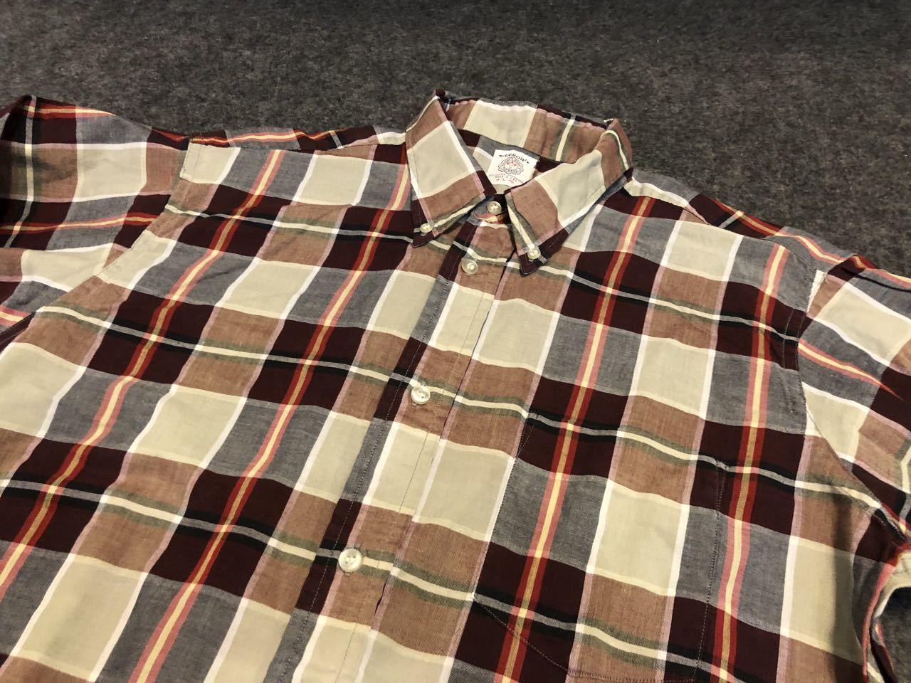 アメリカ仕入れ情報#31 3/14入荷!60s all cotton ARROW  B.D shirts!_c0144020_14201523.jpg