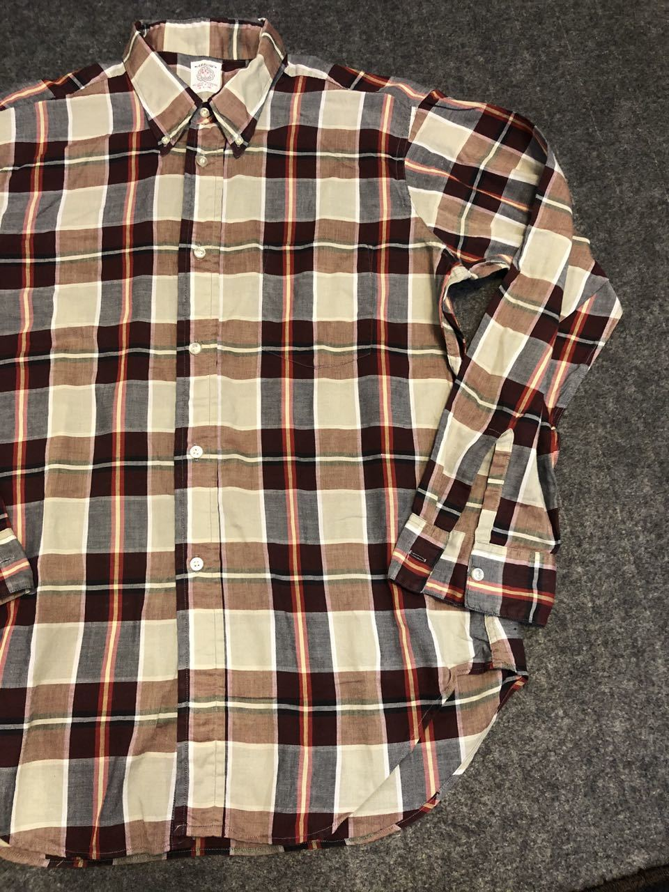 アメリカ仕入れ情報#31 3/14入荷!60s all cotton ARROW  B.D shirts!_c0144020_14201736.jpg
