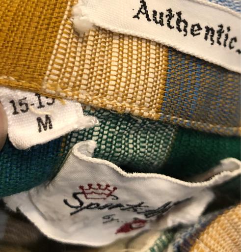 アメリカ仕入れ情報#30 3/14入荷!E&W Authentic IVY  B.D shirts!_c0144020_23060976.jpg