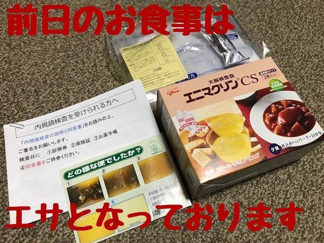 大腸キレイキレイ大作戦 ~下剤を一升飲んだらこうなるのね内視鏡検査~_d0137326_11051959.jpg