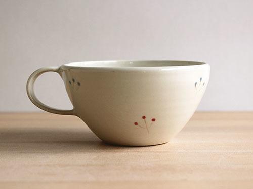 こどものうつわ展、3日目。石川覚子さんのスープカップ。_a0026127_14415454.jpg