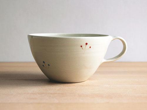 こどものうつわ展、3日目。石川覚子さんのスープカップ。_a0026127_14415463.jpg