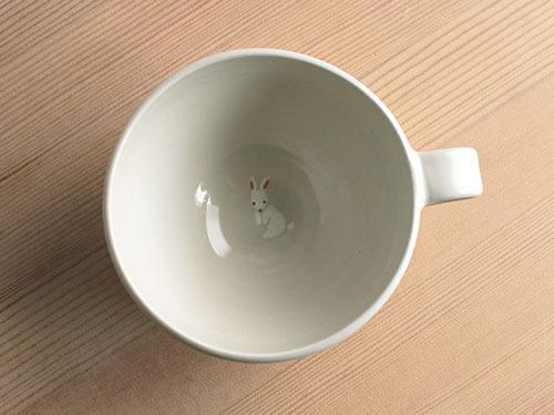 こどものうつわ展、3日目。石川覚子さんのスープカップ。_a0026127_14415476.jpg