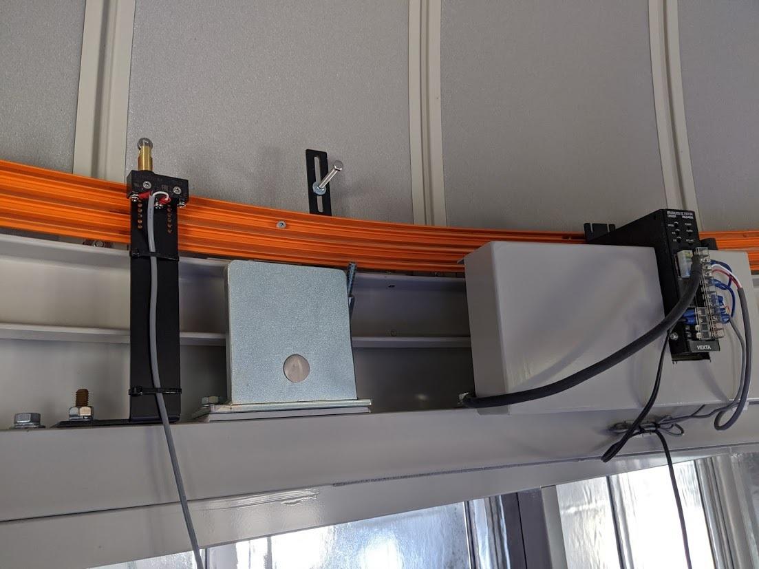 中央光学フォーク赤道儀 自動導入とドームコントローラ改修_c0061727_07394856.jpg