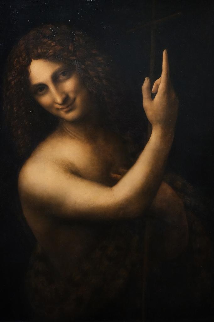ルーヴル美術館 レオナルドダヴィンチ展 Vol2 観察と分析_f0050534_07345336.jpg
