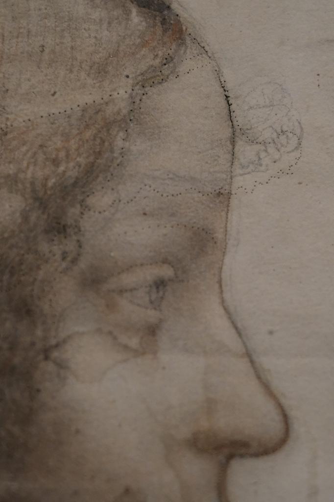 ルーヴル美術館 レオナルドダヴィンチ展 Vol2 観察と分析_f0050534_07351174.jpg