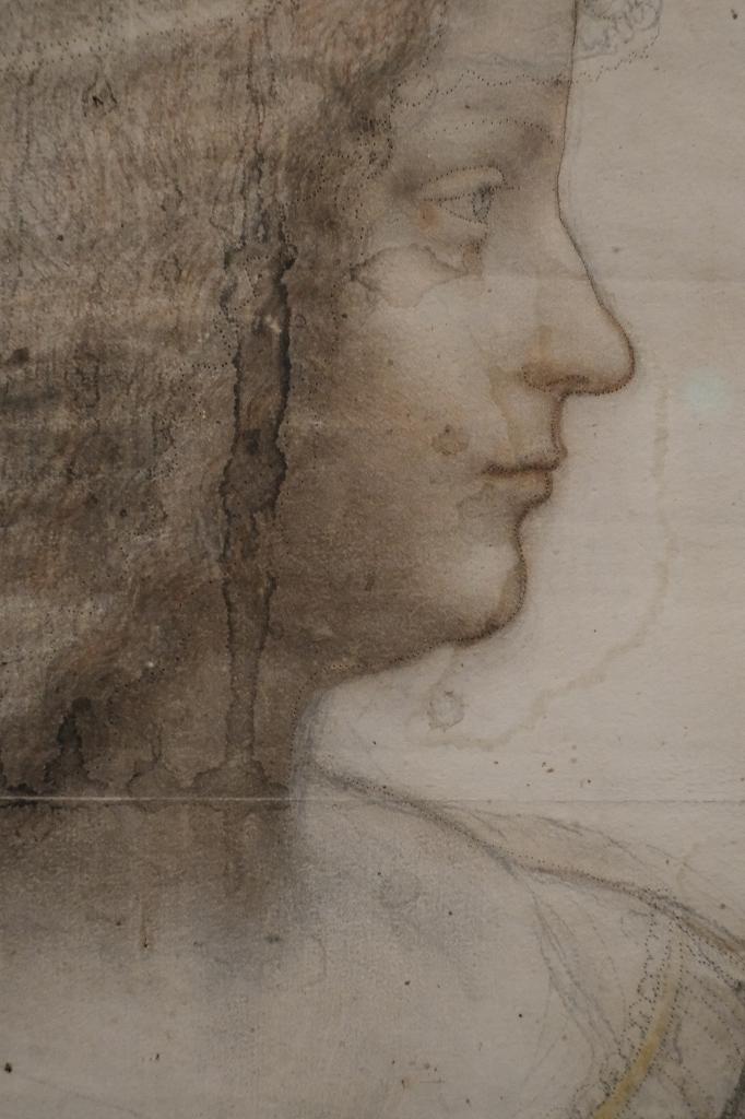 ルーヴル美術館 レオナルドダヴィンチ展 Vol2 観察と分析_f0050534_07351247.jpg