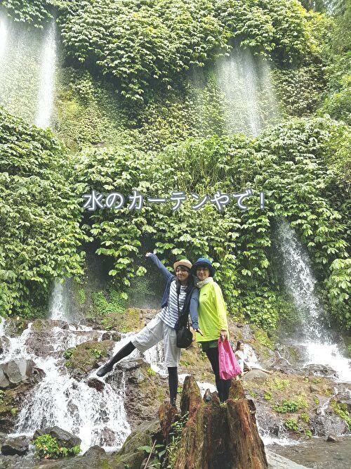 まるで水のカーテン ブナンクランブの滝へ!_a0310535_22474047.jpg
