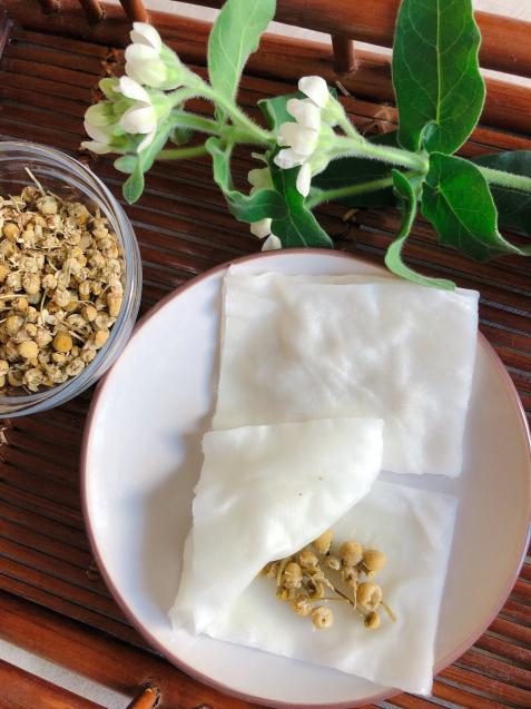 花粉症対策カモミールアイ湿布でまぶたすっきり・サララ 空き状況_f0140145_08545807.jpg