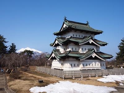 弘前公園のマルバマンサク_2020.03.08_d0131668_10232442.jpg