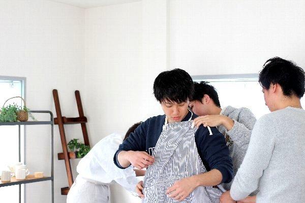 日本一適当なパン教室~~お手軽カレーパンを男子と作る編~_f0224568_12422538.jpg