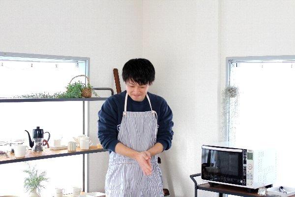 日本一適当なパン教室~~お手軽カレーパンを男子と作る編~_f0224568_12423665.jpg