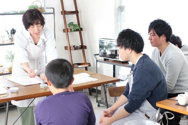 日本一適当なパン教室~~お手軽カレーパンを男子と作る編~_f0224568_12425054.jpg