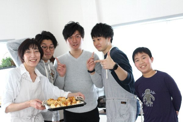 日本一適当なパン教室~~お手軽カレーパンを男子と作る編~_f0224568_12430032.jpg