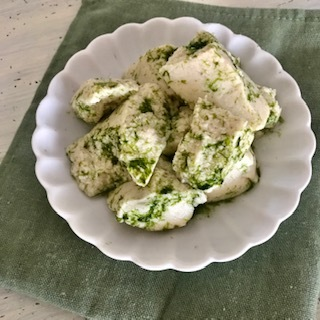 高野豆腐の塩煮青海苔和え_c0031486_14485540.jpg