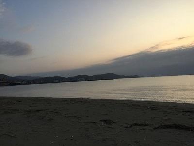 和歌山の海でボランティア&とらおくん~♪_e0123286_18463814.jpg