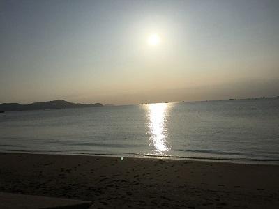 和歌山の海でボランティア&とらおくん~♪_e0123286_18465882.jpg