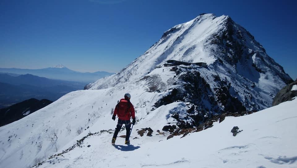 冬季赤岳登山 登山同行_e0231387_19464332.jpg