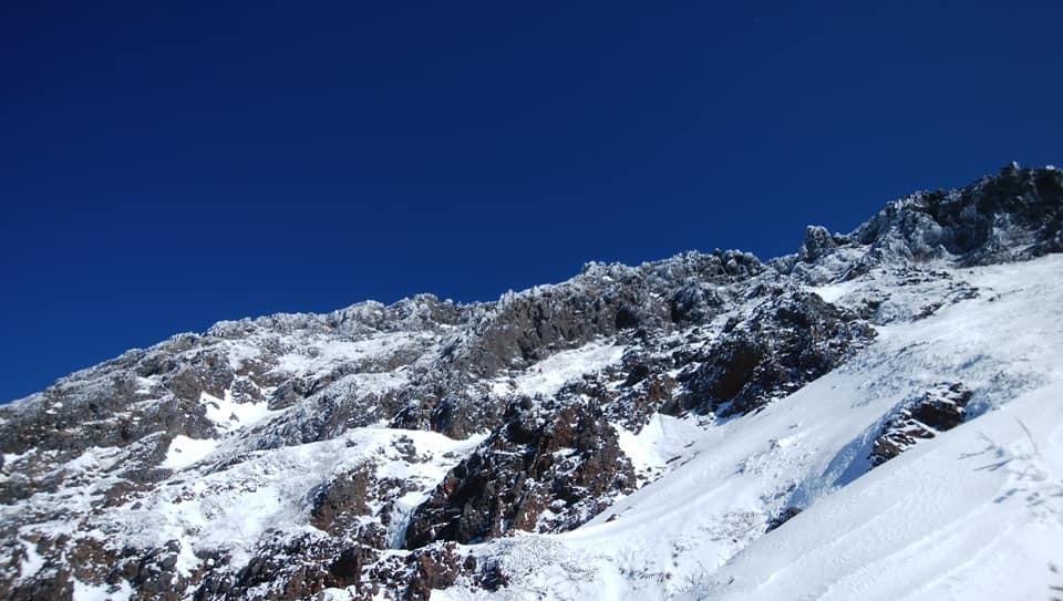 冬季赤岳登山 登山同行_e0231387_19464355.jpg