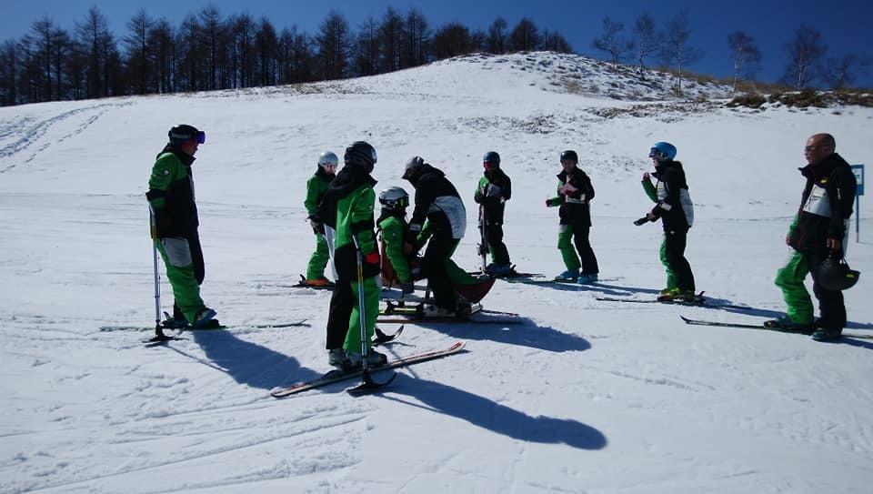 障害者スキーと教えるということ _e0231387_19524229.jpg