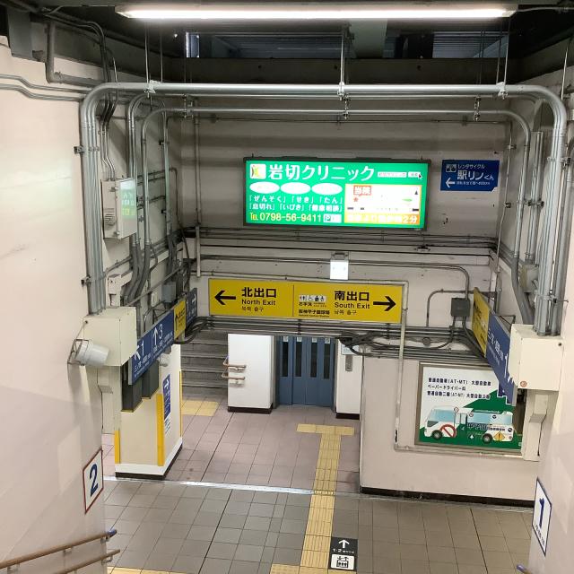 国鉄時代の風情が残るJR甲子園口駅_a0334793_11034428.jpg