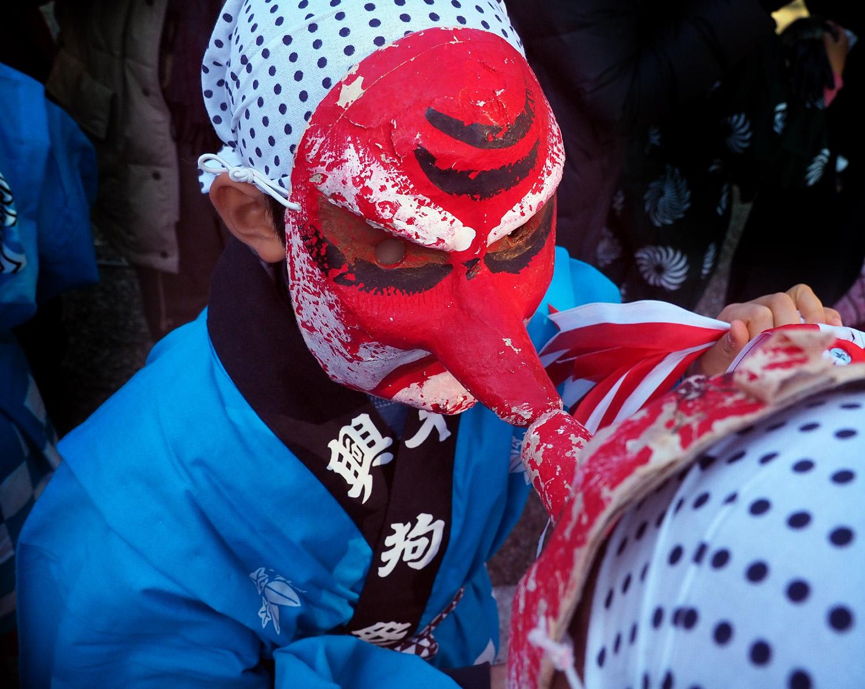 興国寺の天狗祭り  由良町_e0254493_22574848.jpg