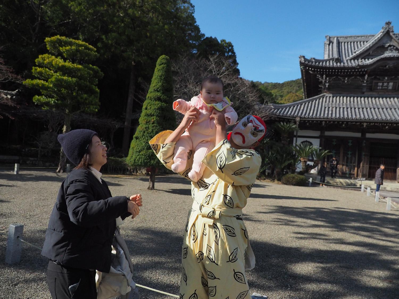 興国寺の天狗祭り  由良町_e0254493_22583652.jpg