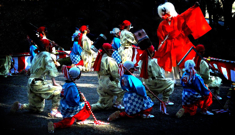 興国寺の天狗祭り  由良町_e0254493_22585663.jpg