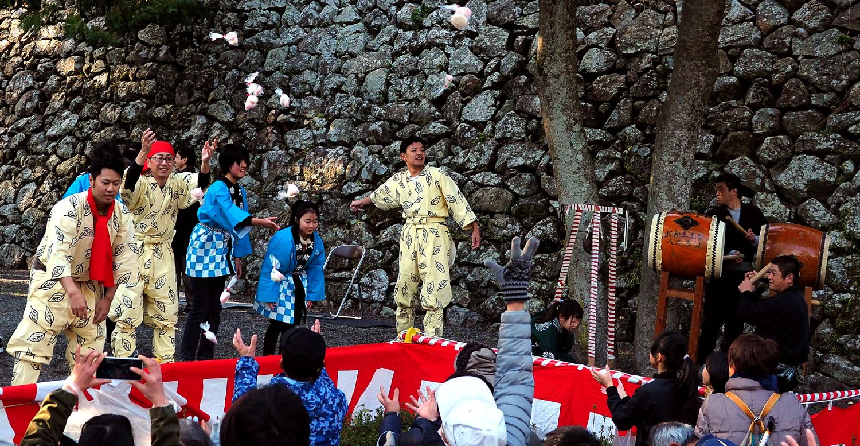 興国寺の天狗祭り  由良町_e0254493_22591475.jpg