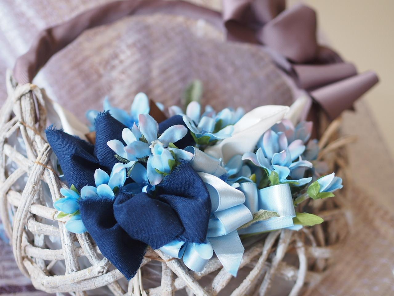 【Blue/Opening gift】_d0144095_11361036.jpg