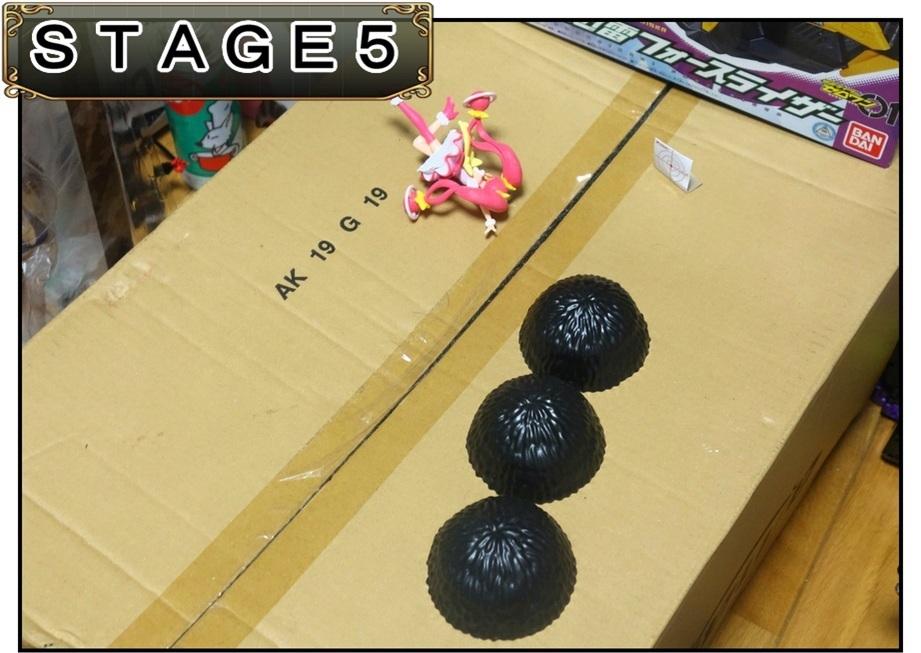 ペットボトルのキャップ砲で大人が遊ぶ_f0205396_13505662.jpg
