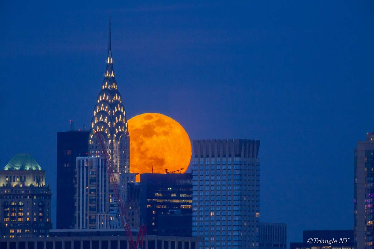 First Super Moon on March 9, 2020   -Super Worm Moon-_a0274805_11124309.jpg