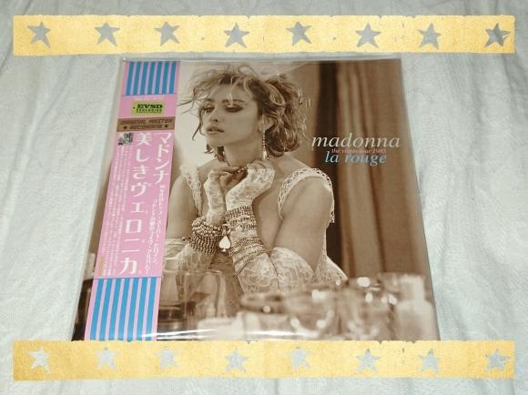 MADONNA / la rouge the virgin tour 1985_b0042308_17273985.jpg