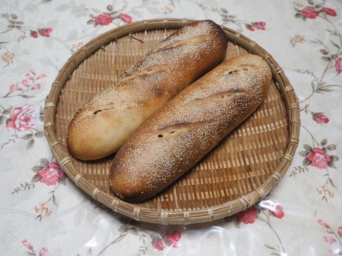 白神こだま酵母パンを焼いた_c0116915_00172840.jpg