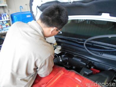 RP3ステップワゴン 車検整備中(*゚▽゚)ノ_c0213517_13185209.jpg