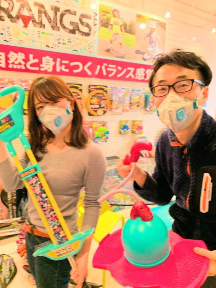 東京ソラマチでラングスキッズパークはマスクつけます_d0148223_19085393.jpg