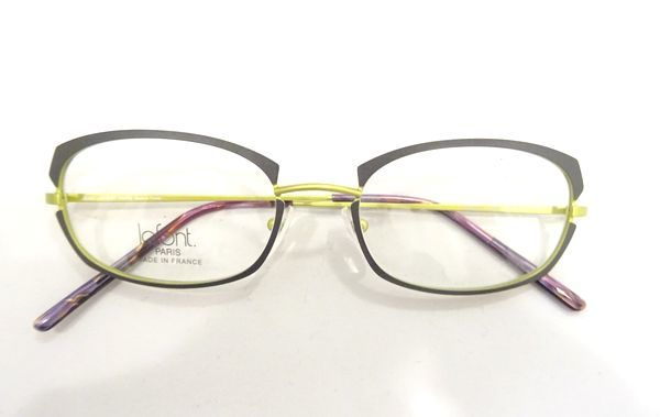 """lafont-ラフォン-新作モデル """"FENOUIL"""" 紹介します! by塩山店_f0076925_16170912.jpg"""