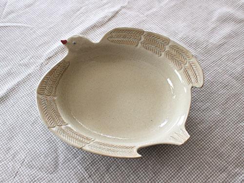 伊藤菜穂子さんの動物鉢、動物皿。_a0026127_19080946.jpg