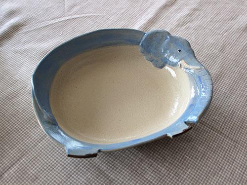 伊藤菜穂子さんの動物鉢、動物皿。_a0026127_19093593.jpg