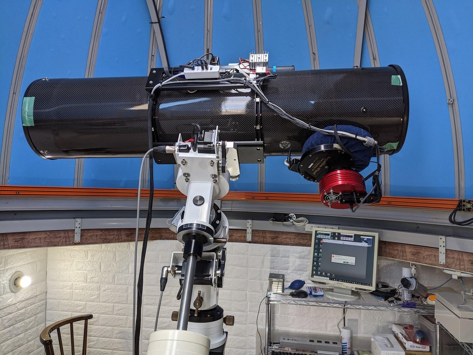 オライオンVX鏡筒の試写_c0061727_09590140.jpg